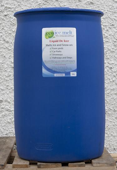 Eco Ice Melt Liquid 200L