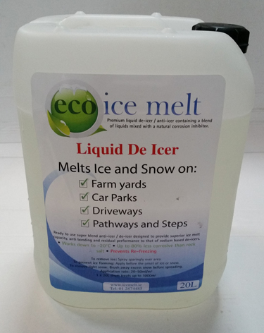 Eco Ice Melt Liquid
